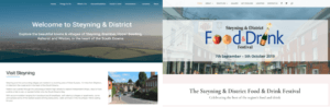 New Steyning Websites
