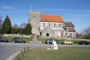 St Andrews Church, Steyning